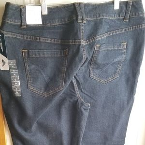 Lane Bryant Genius Fit BootCut Jeans Plus Size 20